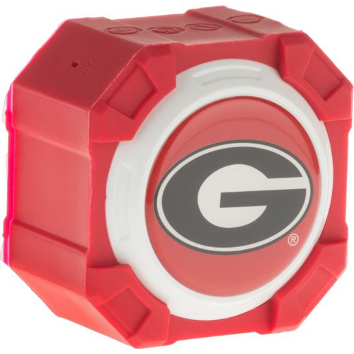 Mizco University of Georgia Bluetooth Shockbox Speaker