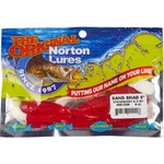 Norton Lures 5 in Sand Shad Soft Plastic Swim Bait - view number 1