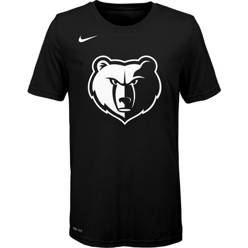 Nike Boys' Memphis Grizzlies Dry City Edition Team T-shirt