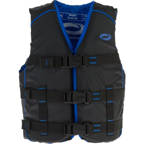 Display product reviews for O'Rageous Youth Nylon Life Vest