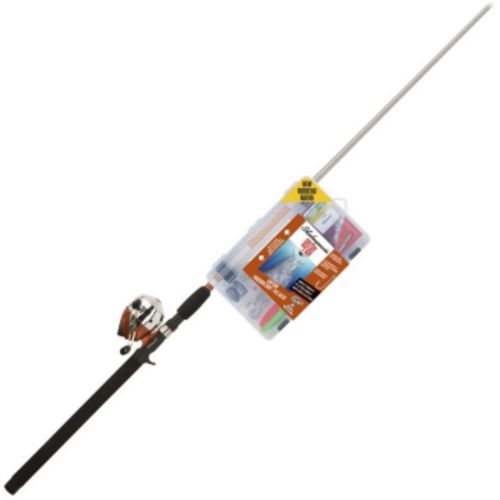 Shakespeare Catch More Fish 6 ft 6 in MH Spincast Rod and Reel Combo - view number 3