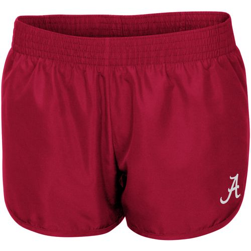 Colosseum Athletics Women's University of Alabama Reflective Logo Shorts - view number 1