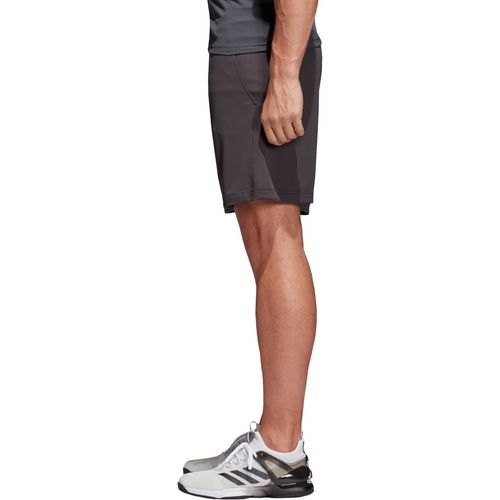adidas Men's climachill Tennis Shorts - view number 4