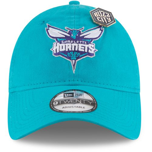 New Era Men's Charlotte Hornets '18 NBA Draft 9TWENTY Ball Cap