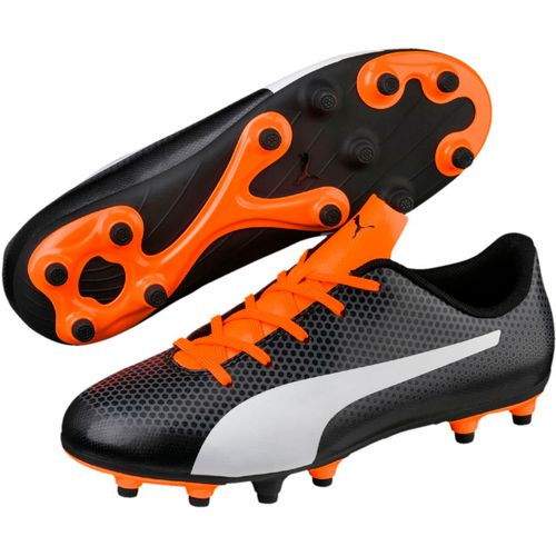 PUMA Boys' Spirit FG JR Soccer Cleats