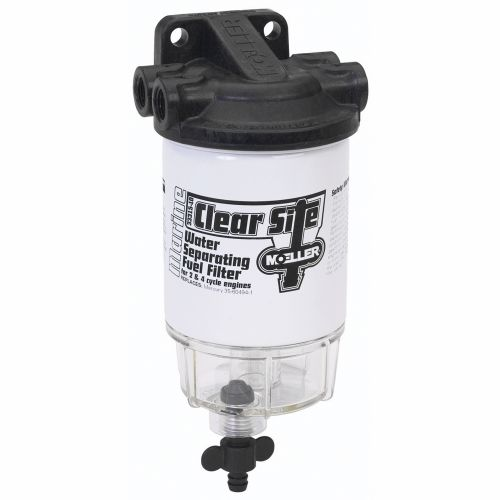 Moeller Marine Clear Site Water Separating Fuel Filter