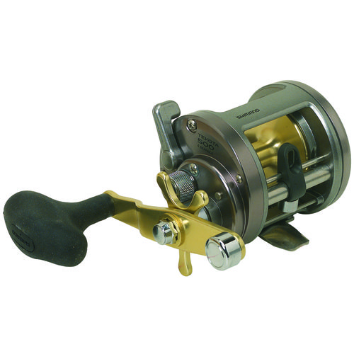 Display product reviews for Shimano Tekota 500 Conventional Reel Right-handed