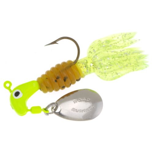 Display product reviews for Blakemore Road Runner Crappie Thunder 1/8 oz. Panfish Jigs 2-Pack