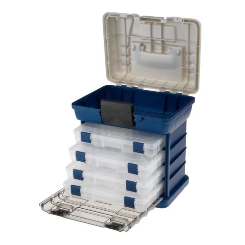 Plano® 4-BY® Rack System™ Tackle Box - view number 2