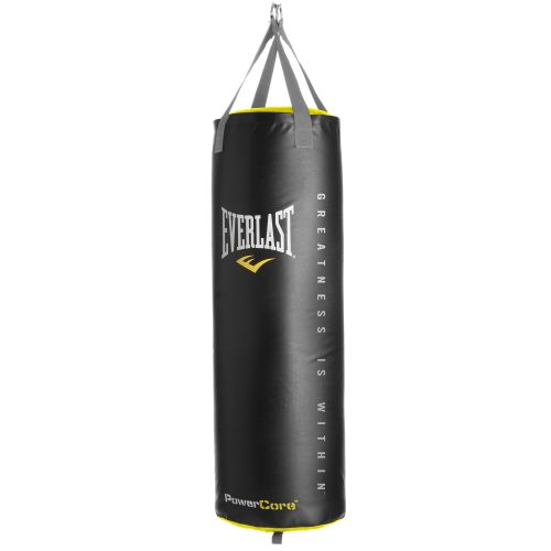 Display product reviews for Everlast® Powercore 100 lb. Synthetic Leather Heavy Bag