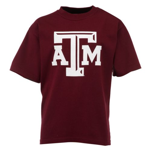 Viatran Kids' Texas A&M University T-shirt