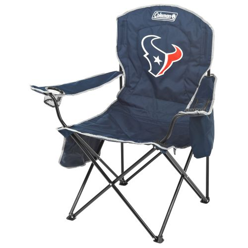 Coleman  Houston Texans XL Cooler Quad Chair