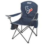 Coleman® Houston Texans XL Cooler Quad Chair