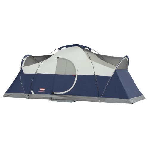 Coleman Elite Montana 8 Person Cabin Tent - view number 1