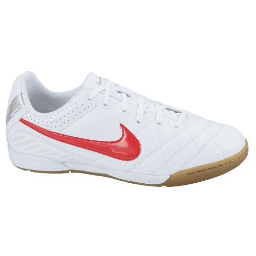 Nike Kids' Jr. Tiempo Natural IV Indoor Soccer Shoes
