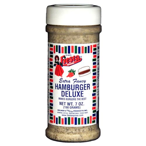 Display product reviews for Bolner Fiesta 7 oz. Hamburger Deluxe