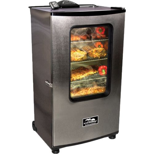 Display product reviews for Masterbuilt 40-inch Digital Electric Smoker with Window