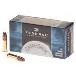 Federal Premium® Game Shok .22 LR 38-Grain Rimfire Rifle Ammunition