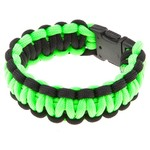 Bison Designs Paracord Side-Release Cobra Small Survival Bracelet