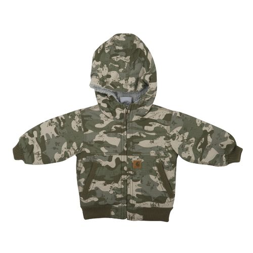 Carhartt Infants' Camo Blue Ridge Sherpa Lined Jacket