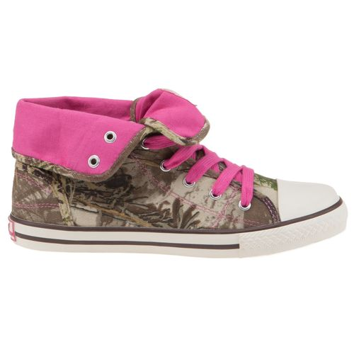 Realtree Girl Women s Lindsey High-Top Casual Shoes