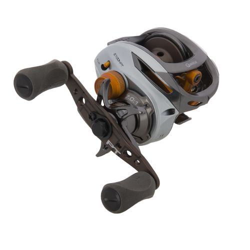 Quantum PT Energy Low-Profile Baitcast Reel Right-Handed