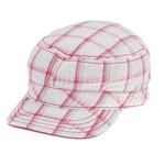 Magellan Outdoors™ Women's Plaid Military Cap