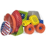 American Plastic Toys 7-Piece Beach Assortment