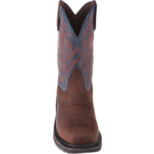 Wolverine Men's Javelina High Plains Western Wellington Steel Toe Boots - view number 5
