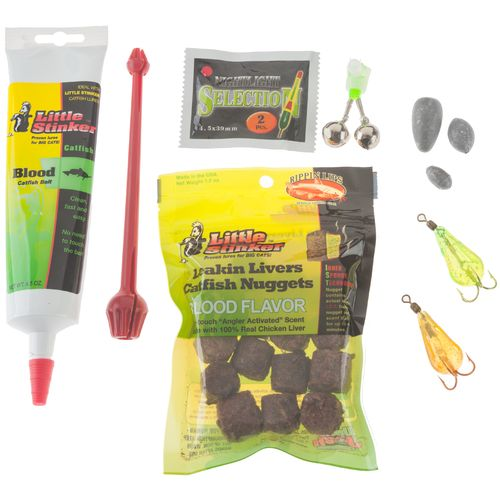 Little Stinker Complete Catfish Kit