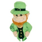 "Winning Edge 12.5"" Bob Murphy Leprechaun Head Cover"