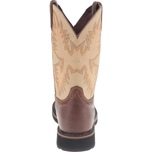 Justin Men's Western Work Boots - view number 4
