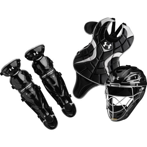 Display product reviews for Under Armour Youth Victory Series Catcher's Kit