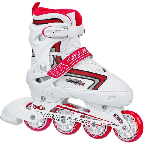 Roller Derby Girls' Cheetah S4 In-Line Skates