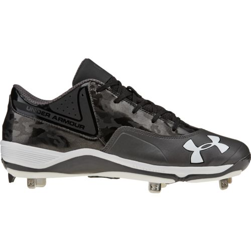 Under Armour  Men s Ignite Low ST Baseball Cleats