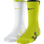 Nike Men's Performance Football Crew Socks 2-Pack