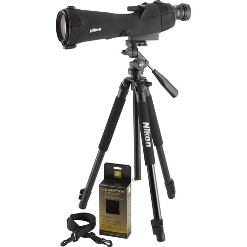 Nikon PROSTAFF 5 20 - 60 x 82 Spotting Scope Kit