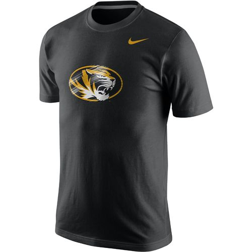 Nike™ Men's University of Missouri Cotton Crew T-shirt