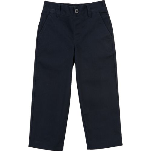 Austin Trading Co. Toddler Boys' Flat Front Twill Uniform Pant