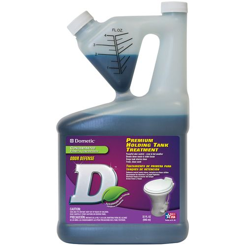 Display product reviews for Dometic D-Line 32 oz. Premium Holding Tank Treatment