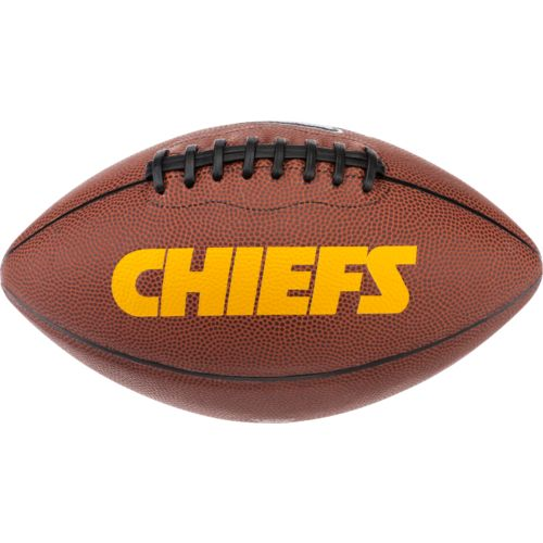 NFL Kansas City Chiefs RZ-3 Pee-Wee Football - view number 2