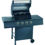 Outdoor Gourmet® Stainless-Steel 4-Burner Gas Grill