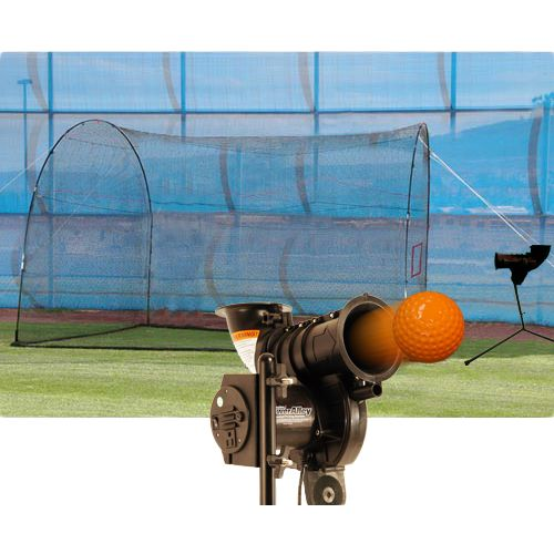 Trend Sports Batting Cage 73