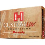 Hornady SST® Custom Lite® 7mm-08 Remington 120-Grain Centerfire Rifle Ammunition