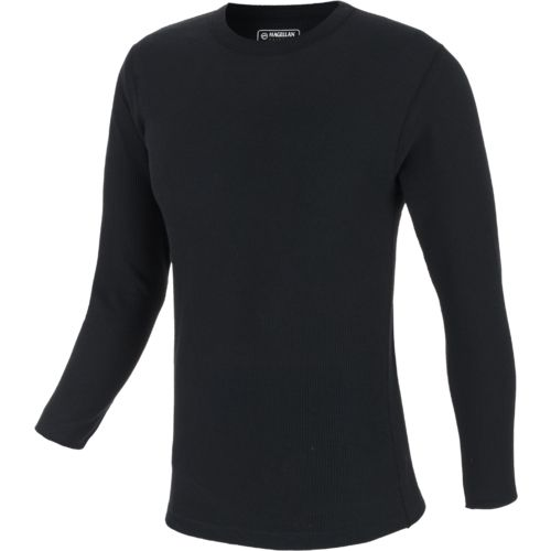 Magellan Outdoors Men's Waffle Midweight Baselayer Shirt - view number 1
