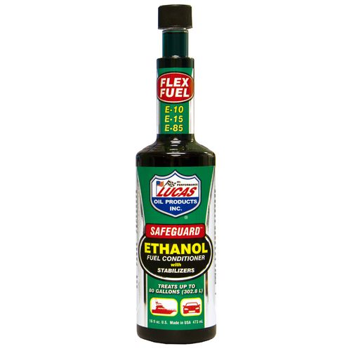 Lucas Oil Safeguard™ Ethanol Fuel Conditioner with Stabilizers