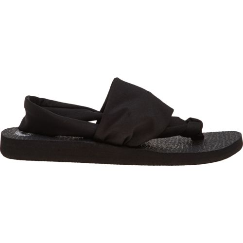 O'Rageous® Women's Soft Strap Thong Sandals