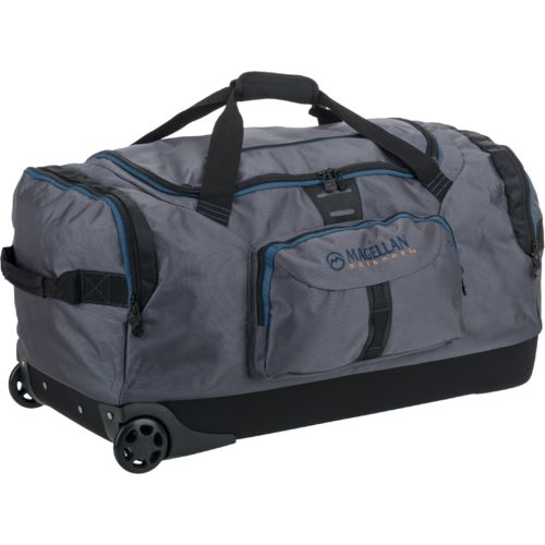 "Magellan Outdoors™ 30"" Molded-Bottom Rolling Duffel Bag"