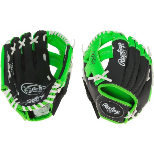 Rawlings Youth Player Basket Web 9 in Pitcher/Infield Glove Left-handed - view number 1
