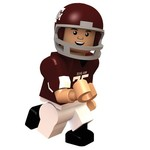 OYO Sports Texas A&M University Jake Matthews #75 Minifigure